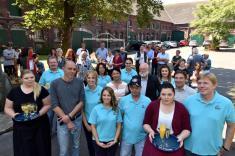 Soester Jugendhilfe - Eröffnung Wohngruppe